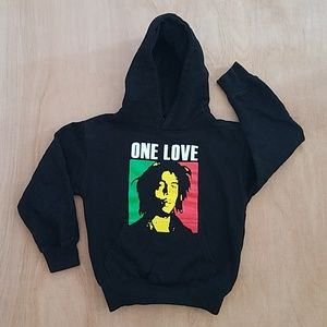 Kids Bob Marley (ONE LOVE) hoodie